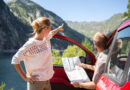 Restless Americans map out road trips despite misgivings