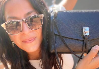 Rebecca Minkoff started a business with $10,000 and a taste for risk